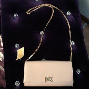 New beautiful pastel pink Michael Kors purse